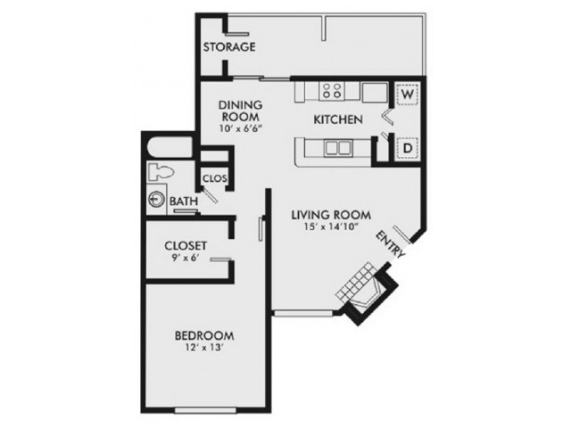 789 Sq Ft Renovated